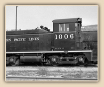 1939 Switcher Locomotive