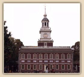 Independence Hall  Paint Analysis