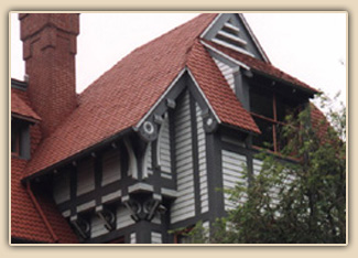 Physick House Victorian Colors